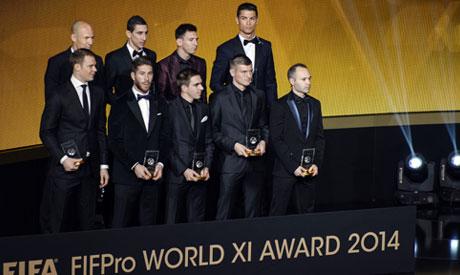 Team of the world
