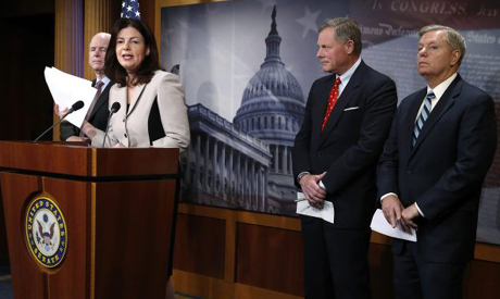 Guantanamo press conference
