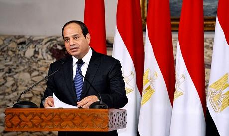 President Abdel-Fattah El-Sissi
