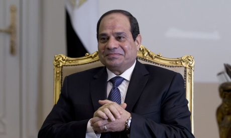 President Abd El-Fattah El-Sisi