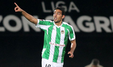 Rio Ave and Egypt forward Ahmed Hassan