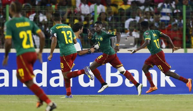 cameroon match today