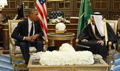 Obama, King Salman