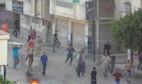 Matariya clashes