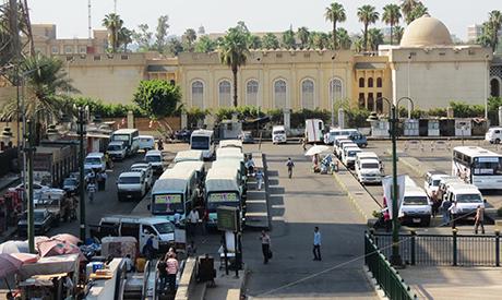 Giza bus station