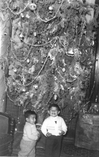 Coptic christmas in the sixties