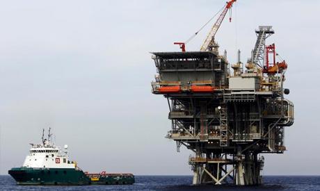 Israeli gas platform