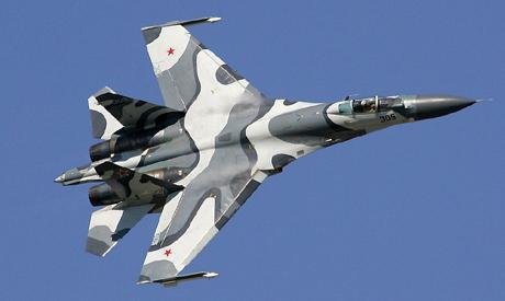 Russian-SU-27-Flanker