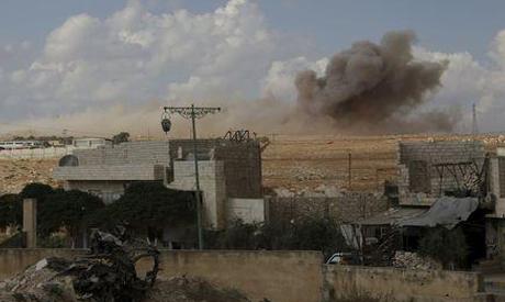 Russia Escalation in Syria