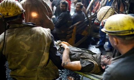 Bosnian Mine Accident