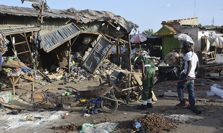 Boko Haram Suicide Attacks