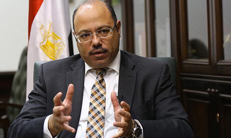 Finance Minister Hany Kadry