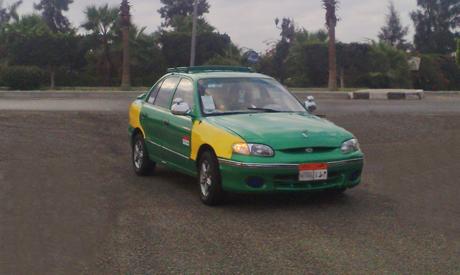 Taxi of Menofyia