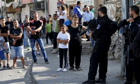 Occupied East Jerusalem