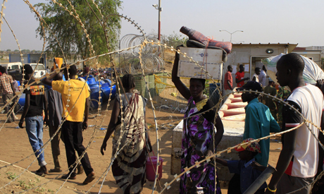 S.Sudan conflict