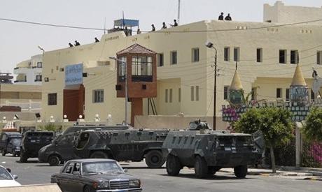 police station el-Arish