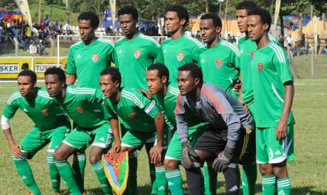 Eritrean footballers