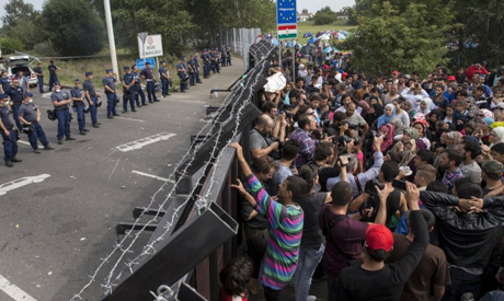 Migrant Crisis in Hungary