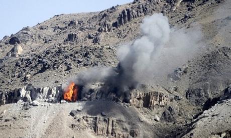 Saudi-led Air Strikes in Yemen