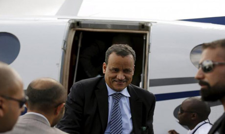 Yemeni Government Talks with Rebels