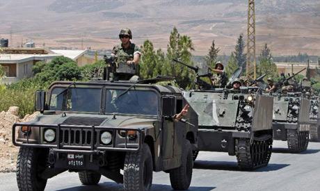 Lebanon-Syria Border