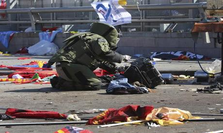 Ankara Blast