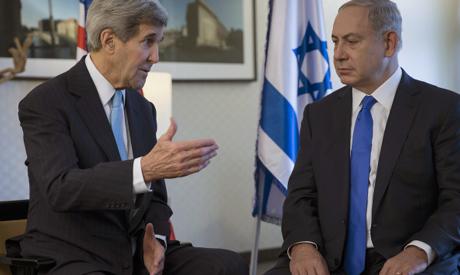 Kerry, Netanyahu