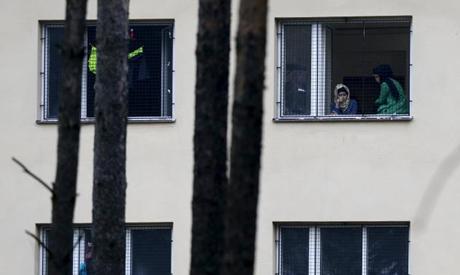 Czech Refugee detention