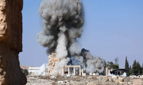 ISIS Bombing of Ancient Temple in Syria