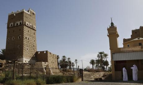 Najran mosque