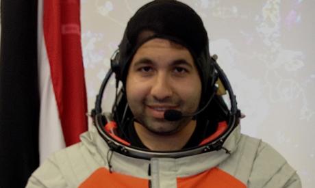 Egyptian Akram Amin Abdullatif