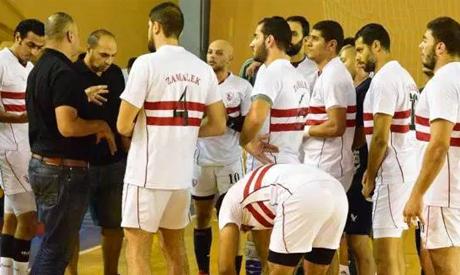 Zamalek handball team