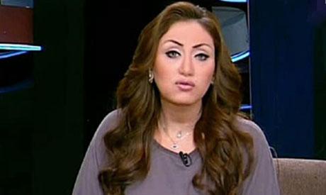 TV anchor Reham Saeed