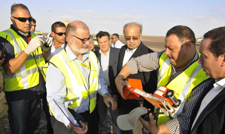 Sherif Ismail examines the flight data recorder
