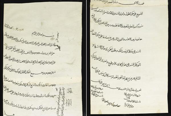 Cairo Documents Catalog book
