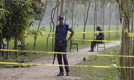 Attacks in Bengladesh