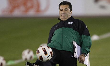 Ahly new coach Jose Paseiro