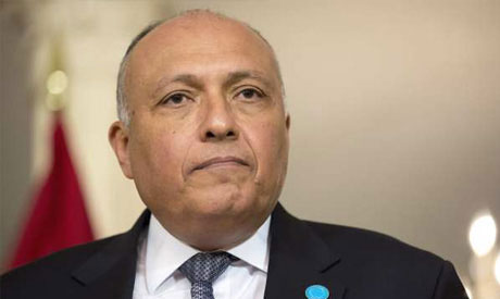 Egyptian Foreign Minister Sameh Shoukry (Photo: Reuters)