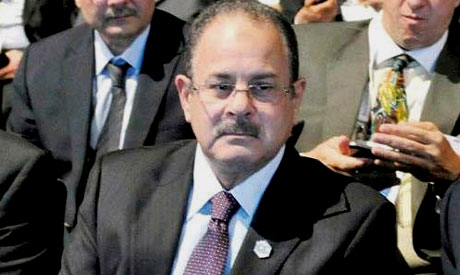 Minister of Interior Magdy Abdel Ghaffar (Al-Ahram)