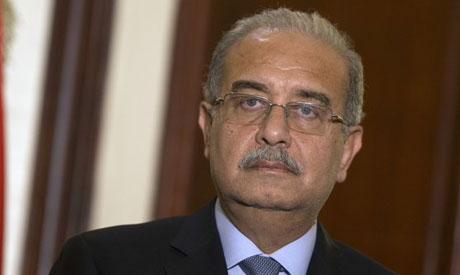 Egypt Prime Minister Sherif Ismail