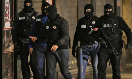 France special police