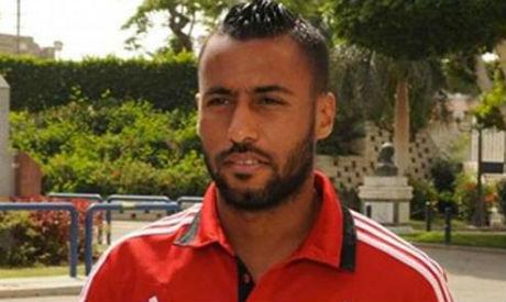Ahly midfielder Hossam Ashour