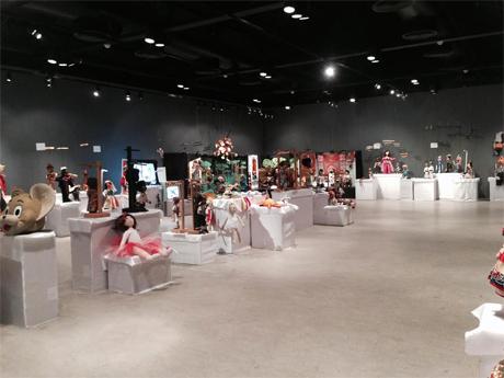 Puppet exhibition - Inner