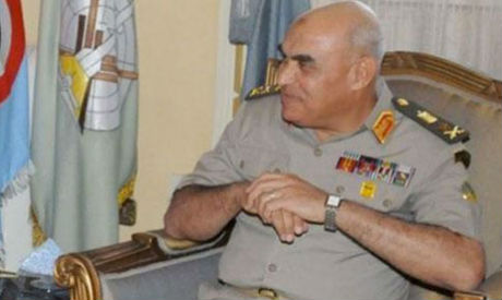 Egyptian Defence Minister and Army Commander Sedki Sobhi (Al-Ahram)