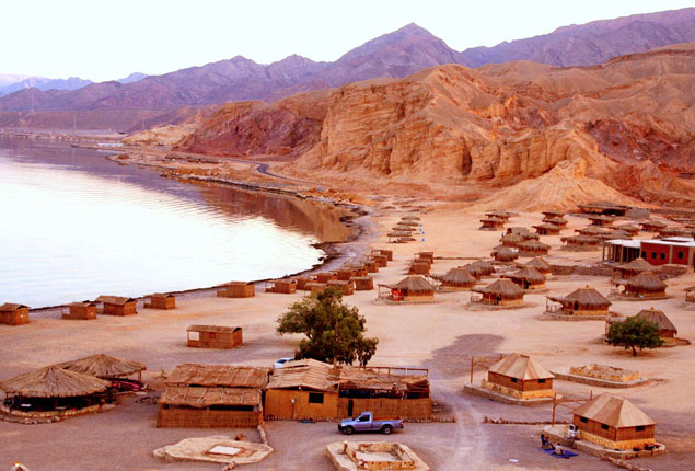 Picture of the day: Mountains of South Sinai