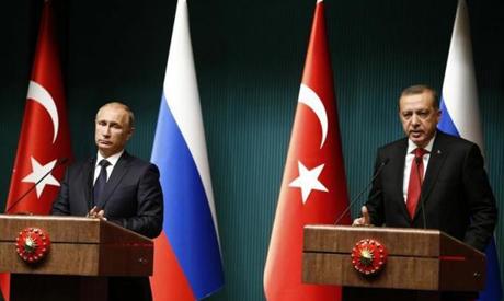 Putin, Erdogan