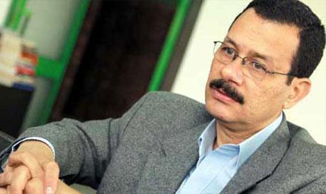 Ahmed Darwish the head of the Suez Canal Economic Zone Authority (Al-Ahram)