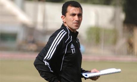 The Egyptian national team assistant coach Osama Nabih (Photo: Al-Ahram)