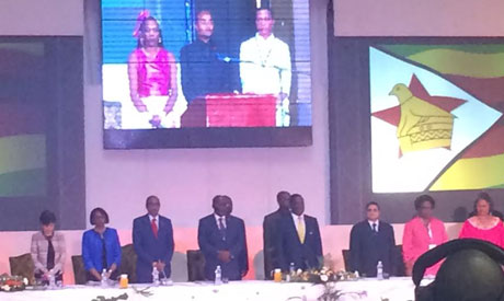 18th ICASA opening ceremony