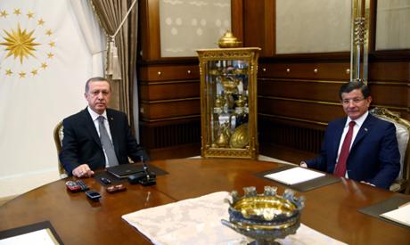Erdogan and Davutoglu